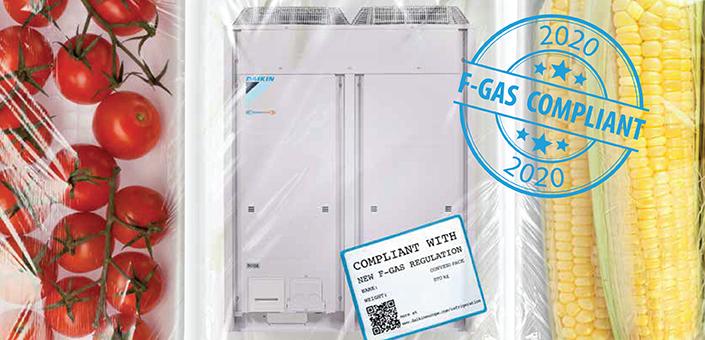 refrigeration-FGAS-regulation