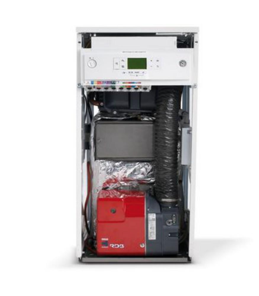 Bosch Condens 2500F-inside