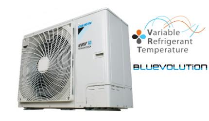Κεντρικός κλιματισμός Daikin VRV
